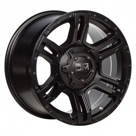 VIKING BLACK 17x9