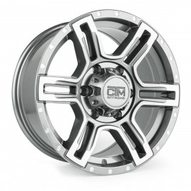 VIKING GUNMETAL MACHINED 16X7.5