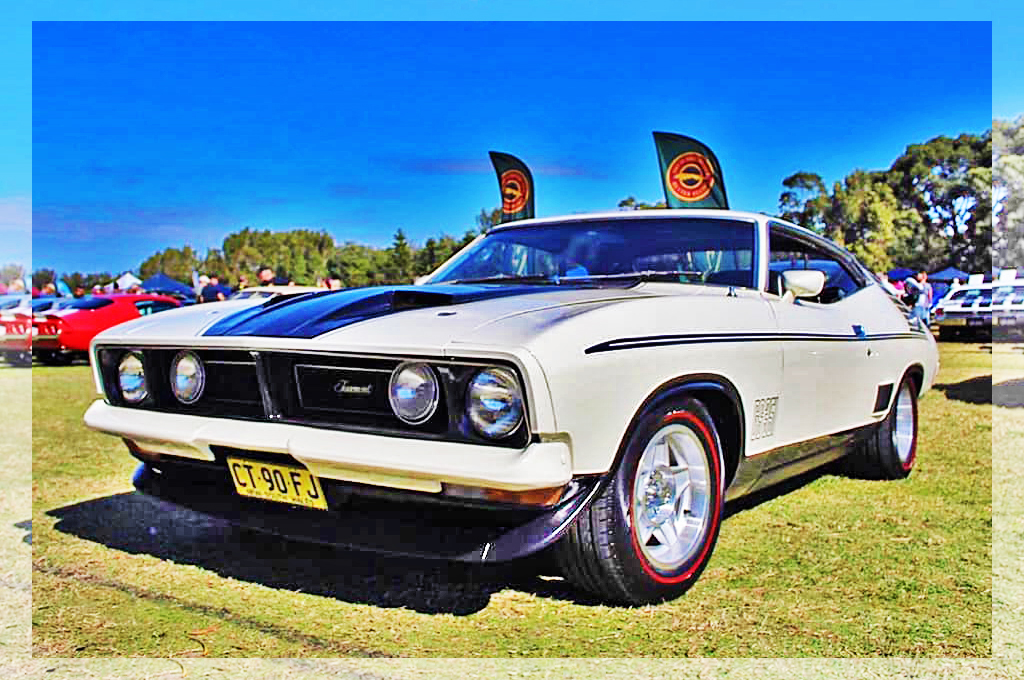 Ford Falcon Coupe fitted with CTM Muscle Globe wheels