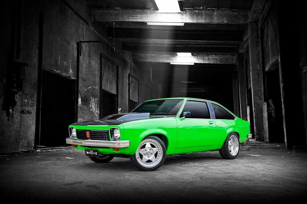 Holden LX Torana fitted with CTM Muscle Custom Pro 17-inch wheels