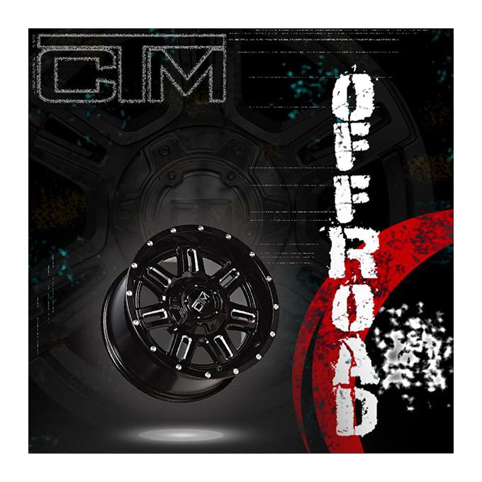 CTM Offroad Commander Promo